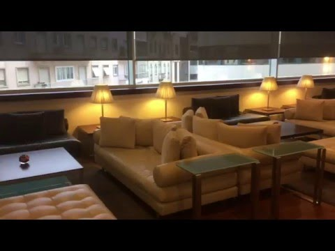 Hotel Review: SANA Lisboa, Lisbon, Portugal - January 2016
