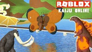 Mothra's Revenge Playing with Mothra: Godzilla Video Game Kaiju Online YG