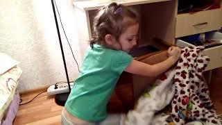Домик своими руками#1: маленький домик для Юляшки The house with his own hands #1