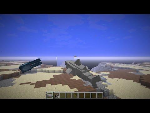 Симулятор акулы в Minecraft![Minecraft:Shark Map]
