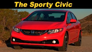 2015 Honda Civic Si Sedan Review and Road Test - DETAILED in 4K