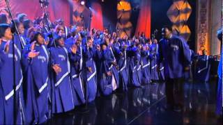 Watch Chicago Mass Choir Mighty Good God video