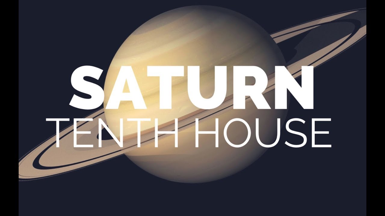 Saturn In The 10th House/Capricorn Ruling The 10th House (Capricorn  Midheaven) | Hannah's Elsewhere