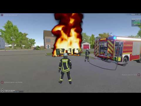Emergency 112 The Firefighting Simulation – Wastebin Fire