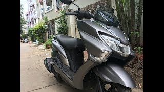 SUZUKI BURGMAN STREET 125 FULL REVIEW !!!!!!