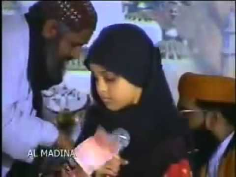 Miracke Of Allah - A 8 Year Girl Store Full Quran In Her Mind