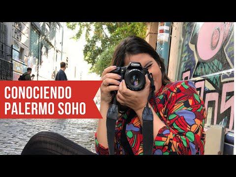 SESIÓN DE FOTOS EN BUENOS AIRES (Vlog 2 ) (ARTE +MUNS+ PALERMO SOHO)