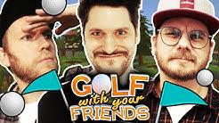 Wutausbrüche auf dem Minigolfplatz | Golf With Your Friends mit Eddy, Simon & Nils | Beanstag