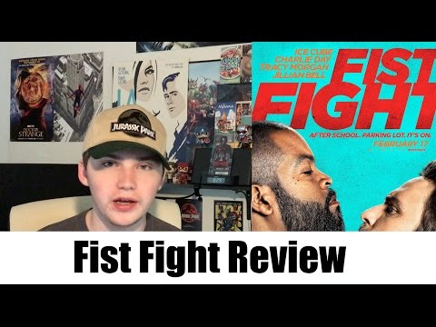 Fist Fight- Movie Review (Ice Cube)