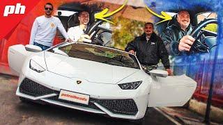 Ostvarili dečački san -Vozili Lamborghini! Huracan Spyder LP610-4
