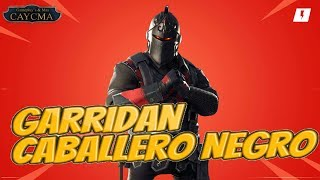Garridan Black Knight ? Fortnite Save the World ? CaycMa