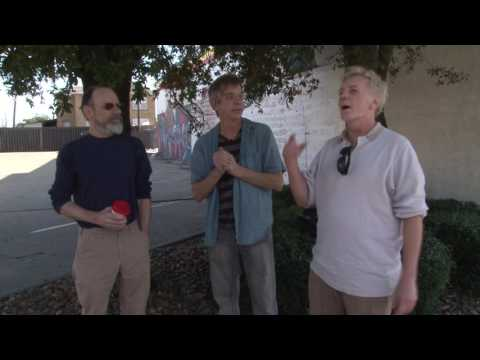 daniel, richard and malcolm joint interview