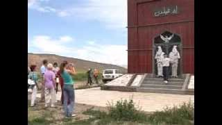 kyrgyzstan. Бурана, Тамга таш, Барскоон, Каракол, Чигу.flv