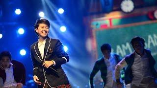 The Voice Thailand - แบมแบม - รบกวนมารักกัน - 7 Dec 2014