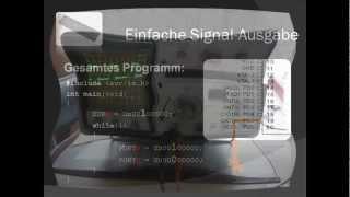 Repeat youtube video Mikrocontroller - Grundlagen (einfache Ausgabe; Teil 1)