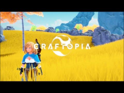 Craftopia - Official Trailer