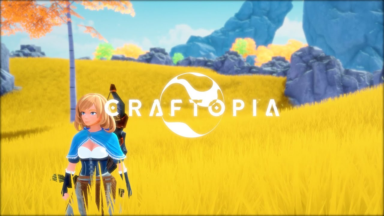 クラフトピア」、アーリーアクセス版を9月4日にSteamで配信決定! - GAME Watch