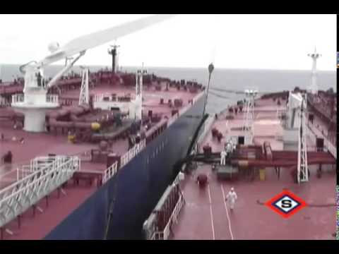 Introduction to Lightering safe Ship to Ship sts cargo transfer of oil, LNG, LPG, and coal