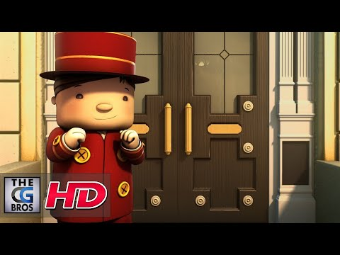 "CGI Animated Short ""After You"" - by Damien O'Connor"