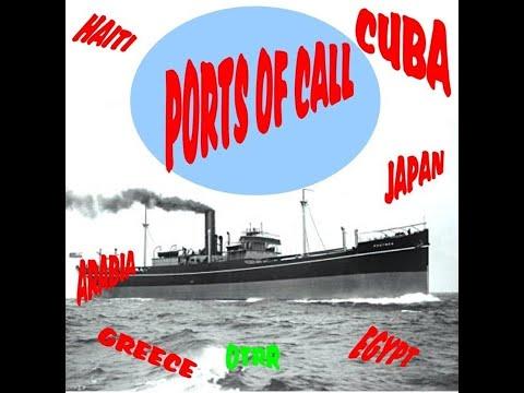 Ports of Call - Arabia