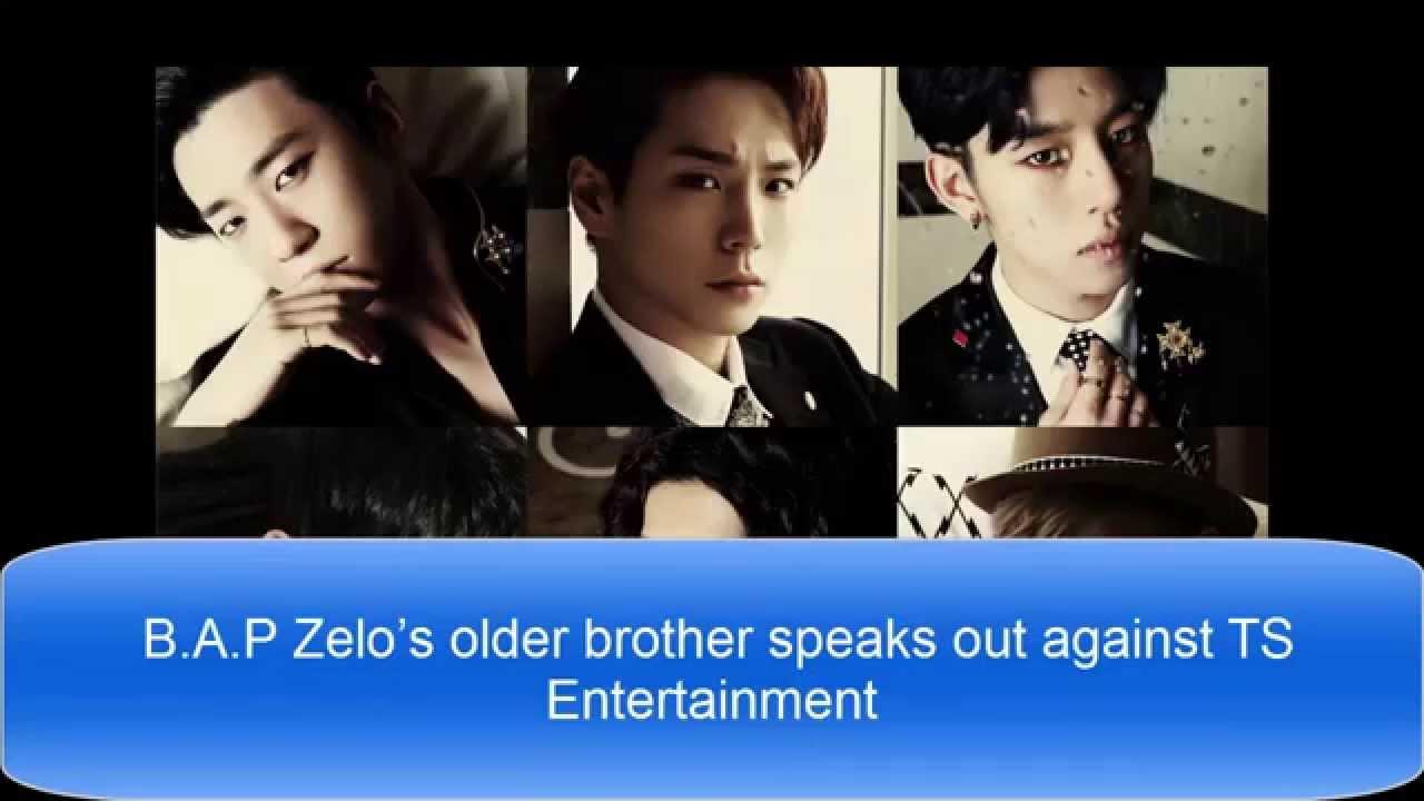 bap zelo�s older brother speaks out against ts