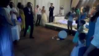 УПС Падение с тортом на свадьбе