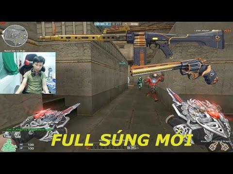 Bình Luận CF : CETME Ameli-Fatal Wasp - tien xinh trai zombie v4