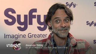 FedCon XXIII: Alexander Siddig über die medizinische Technologie aus Star Trek - Syfy