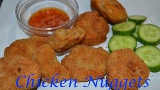 CHICKEN NUGGETS/POPCORN CHICKEN (FILIPINO VERSION)