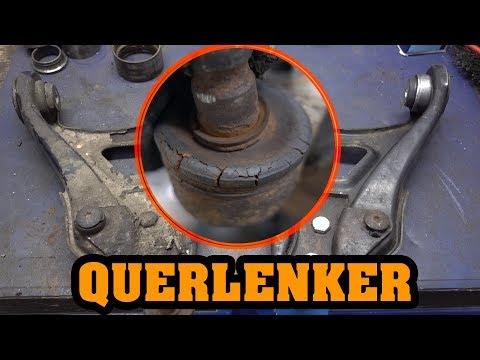 4x VORNE QUERLENKER BUCHSE QUERLENKERLAGER 2 TRAGGELENK RENAULT 19 SCENIC MEGANE