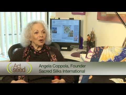 Angela Coppola of Sacred Silks Talks About ActSeed