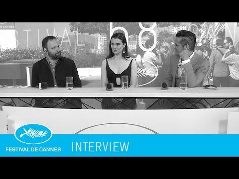 LOBSTER -interview- (en) Cannes 2015