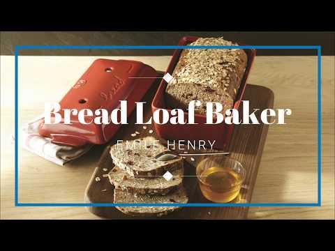 Emile Henry: Bread Loaf Baker