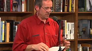 Jasper Fforde - a reading at Politics & Prose