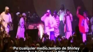 Wu Tang Clan  Ice Cream (live) Subtitulado español.avi