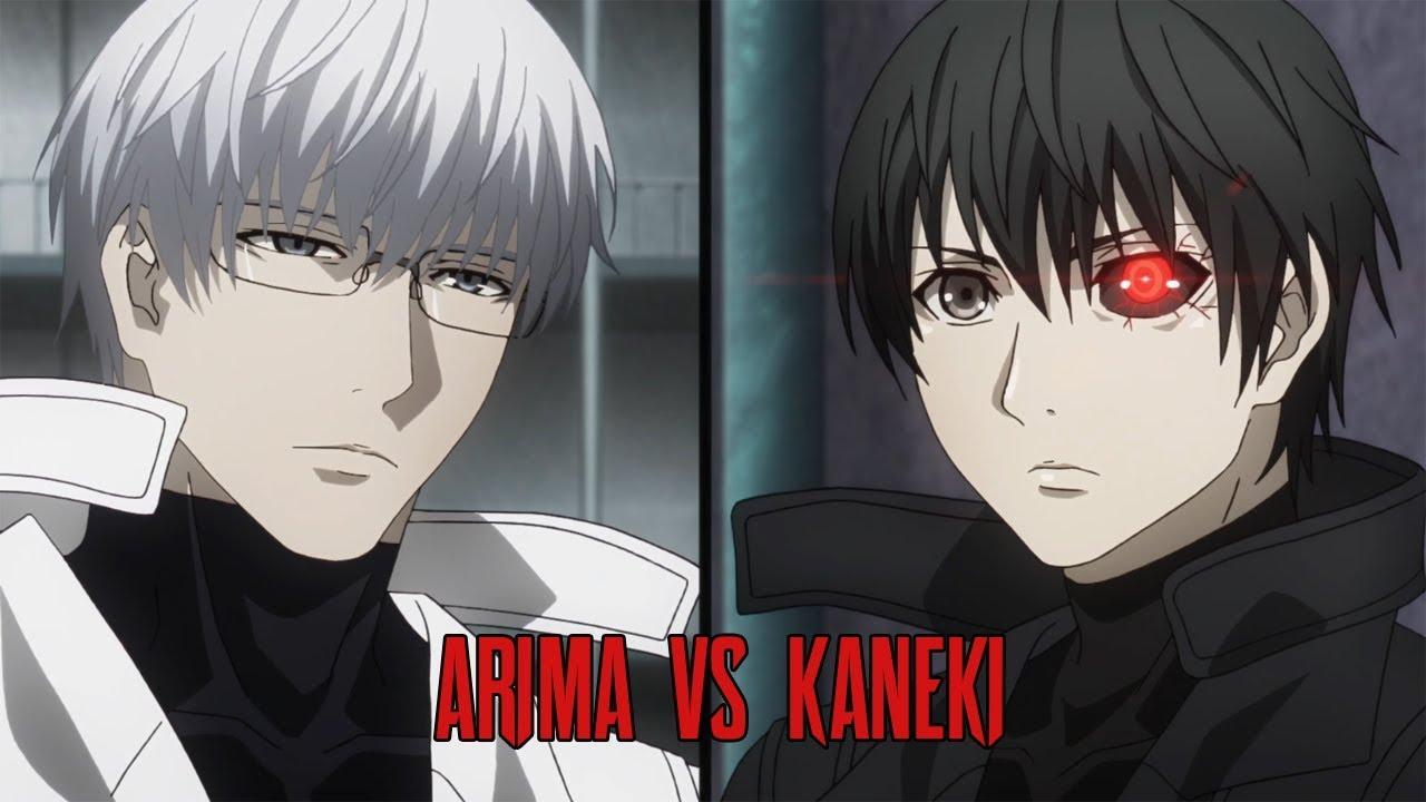 Tokyo Ghoul:re Episode 14 Review Arima vs Kaneki
