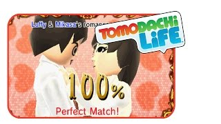 (n˘v˘•)¬ THE PERFECT MATCH | Tomodachi Life