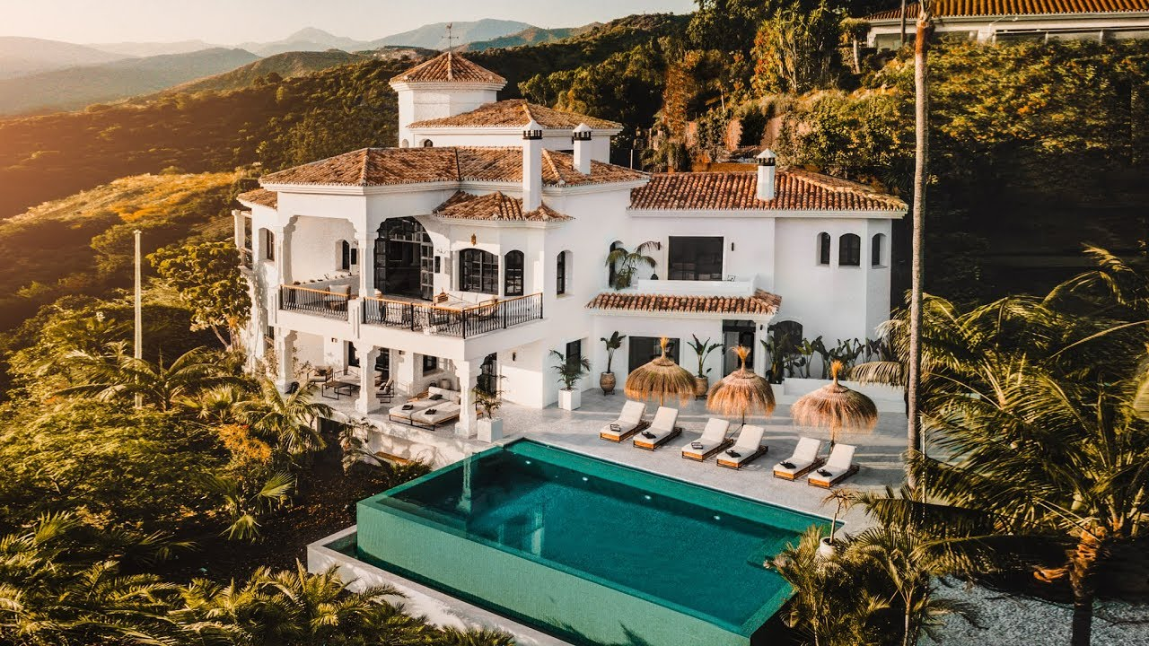 Jon Olsson house in Marbella, Spain