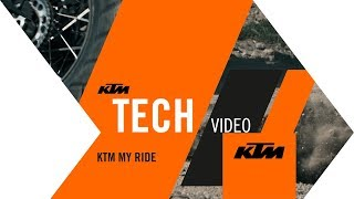 TechVideo - KTM My Ride Experience | KTM