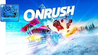 OnRush - Геймплейный Трейлер