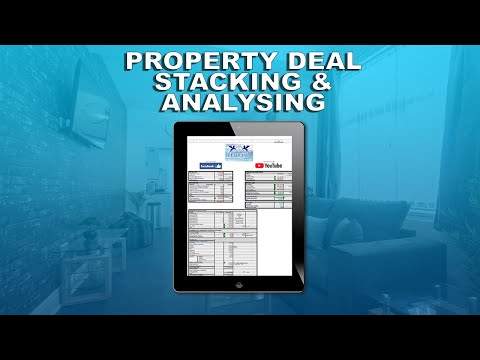 PROPERTY EDUCATION: Investors -  How To Stack And Analyse Deals Like A Pro!