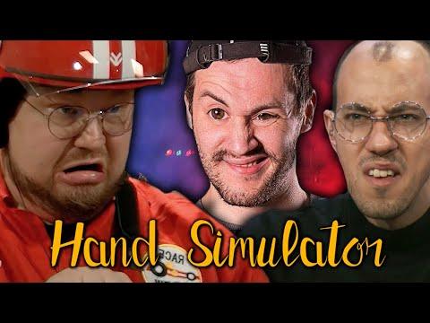 SPANDAUER Dullis fahren GO Kart   Hand Simulator   Sülze 080