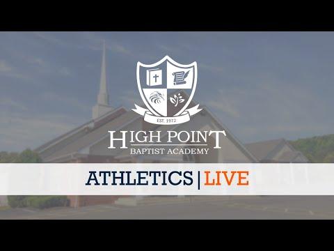 High Point Boys Varsity Soccer vs. Conestoga Christian School