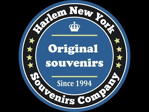 Harlem NY Souvenirs presents Harlem Sizzle