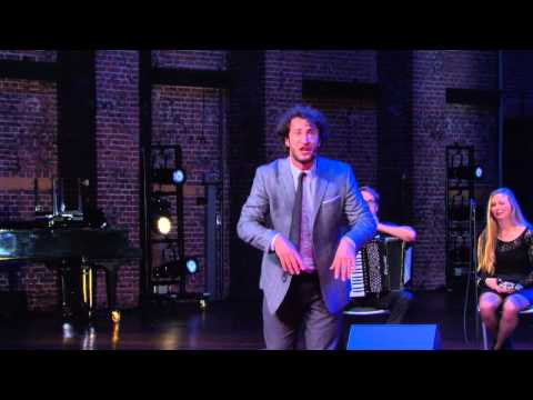 Solve world peace | Eran and George | TEDxAmsterdam