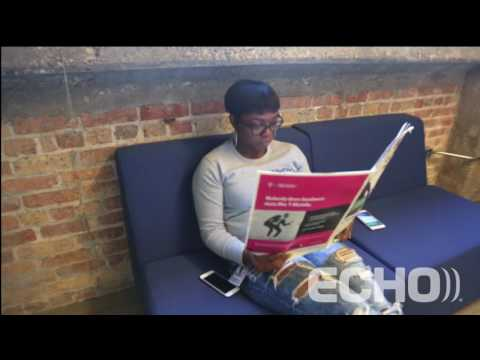Echo Chicago Mannequin Challenge