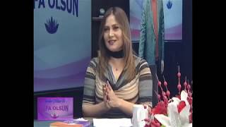 Zümrüt Erkin   şifa olsun proğramı - kanal34