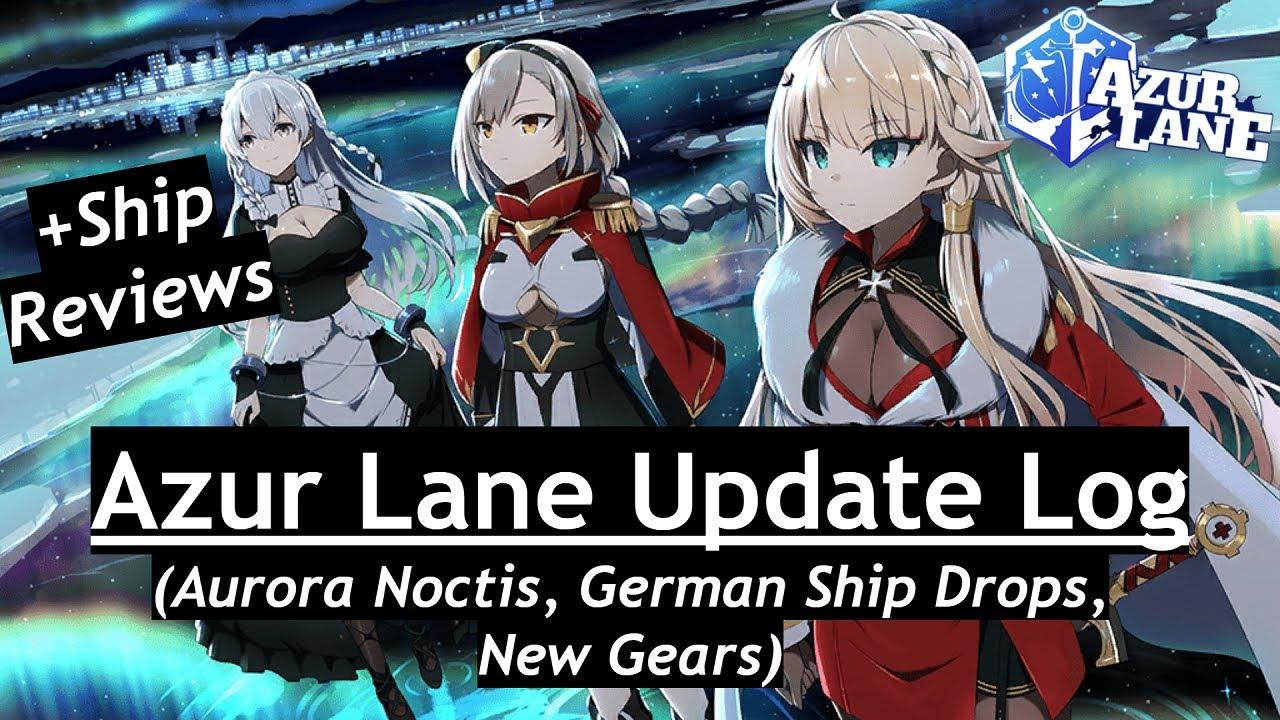Aurora Noctis Patch Notes Overview | Azur Lane