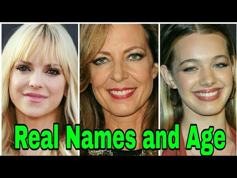 Mom Cast Real Names and Age