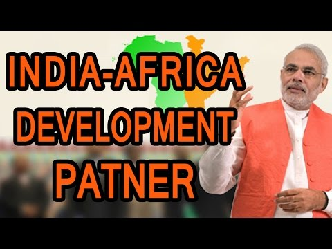 Narendra Modi Offers $10B Credit Line To Africa, Cooperation Against Terrorism